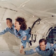 """""""Mokslo sriuba"""": kodėl 1986 m žuvo septyni JAV astronautai?"""