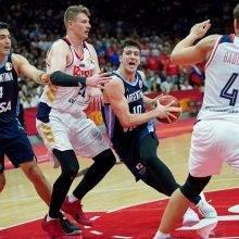 Pasaulio krepšinio čempionate – nelengvos ispanų ir argentiniečių pergalės