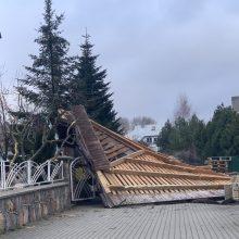 Be elektros Lietuvoje dar likę per 37 tūkst. namų ūkių