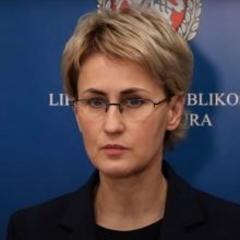 Seimas turi planų kitą savaitę pasikviesti generalinę prokurorę N. Grunskienę