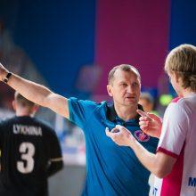 """Rezultatyviai žaidęs A. Malašinskas vedė """"Motor"""" į dar vieną pergalę EHF Čempionų lygoje"""