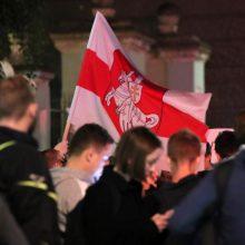 S. Cichanouskajos padėjėja ragina susitelkti į pagalbą nukentėjusiems protestuotojams