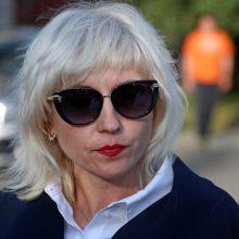 Minsko milicija: M. Kalesnikavos advokatė sulaikyta dėl administracinio pažeidimo