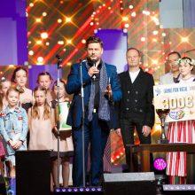 """""""Muzikos talentų lygos"""" finalininkai stebino žiūrovus ir vertinimo komisiją"""