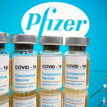 "Iranas pirks 2 milijonus ""Pfizer"" vakcinos dozių"