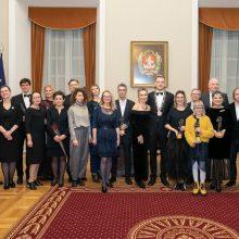 Švenčiant 697–ąjį Vilniaus gimtadienį – iškilmingi Šv. Kristoforo apdovanojimai