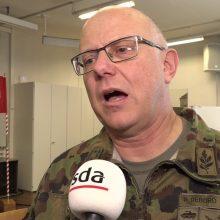 Šveicarijos ginkluotųjų pajėgų vadas: translyčiai turi teisę tarnauti kariuomenėje