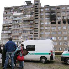 Žirmūnų gaisrą sukėlęs A. Dailidė liko kalėti 15 metų
