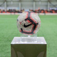 Aikštėse pralaimintys lietuviai pergales skina virtualiame futbole