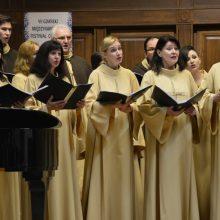 """Gdanske – choro """"Cantate Domino"""" triumfas"""