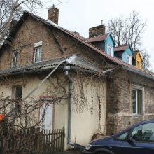 Įamžinta J. Jablonskio gyvenimo vieta Vilniuje