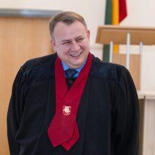 Generalinės prokurorės pavaduotojai – G. Ivanauskas ir S. Verseckas