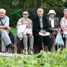 """""""Sodros"""" vadovė: potencialo didinti pensijas yra"""