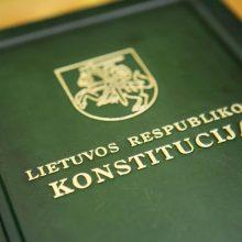I. Šimonytė: neigiamo COVID-19 testo reikalavimas grįžtantiems dera su Konstitucija