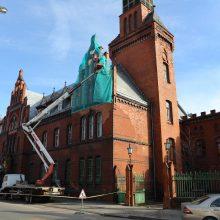 Klaipėdos centrinis paštas iškeliamas į kitą pastatą, senasis bus parduotas