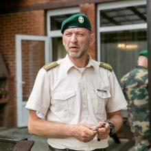 Nuomonė: stovyklos vadovas V.Verbilis neabejojo, kad stovykla bus naudinga visam atrinktam dvidešimtukui.