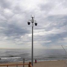 Paplūdimiuose sumontavo vaizdo stebėjimo kameras