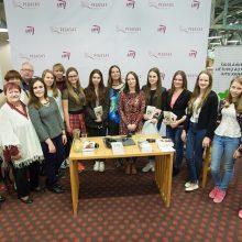 Paskelbti paauglių ir jaunimo literatūros konkurso laureatai