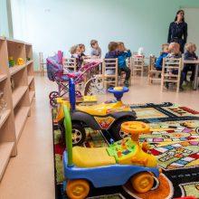 Dešimtyje Vilniaus regiono darželių ketinama pradėti paviršių testavimą