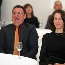 Apdovanotos LMKL prizininkės ir laureatės