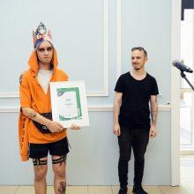 Paskelbti geriausi 2018 m. jaunieji dizaineriai