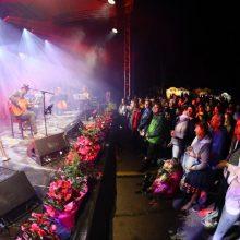 """""""Purpurinio vakaro"""" organizatoriai apsisprendė: festivalis Anykščiuose įvyks"""