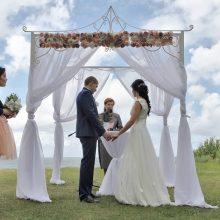 Karantinas klaipėdiečius sustabdė nuo vestuvių