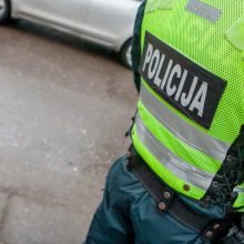Policija sulaikė savadarbį ginklą turėjusį senjorą