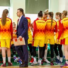 """""""Fortūnos"""" krepšininkės išlygino LMKL mažojo finalo serijos rezultatą"""