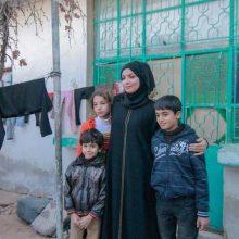 Pabėgėliai – žmonės, kaip ir mes
