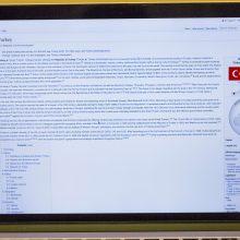 """Turkija blokuos prieigą prie """"Wikipedia"""", kol bus įvykdytas teismo nurodymas"""