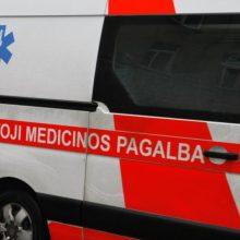 Šilutės rajone eismo įvykio metu žuvo automobilio vairuotojas