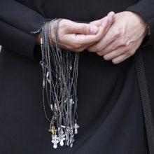 Jungtinėse Valstijose atsistatydino su lytinio išnaudojimo skandalu susijęs vyskupas