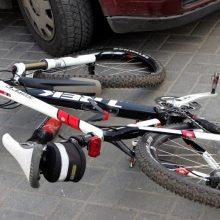 Klaipėdoje apiplėštas ir peiliu sužalotas dviratininkas