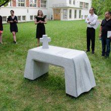 Žemaitijos sostinę papuošė jaunųjų menininkų darbai