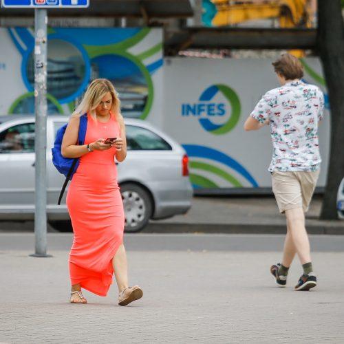 Rugpjūčio 13 -oji – Klaipėdos diena  © Vytauto Petriko nuotr.