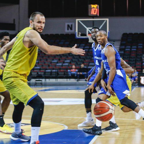 V.Garasto krepšinio turnyro akimirkos  © Vytauto Petriko nuotr.