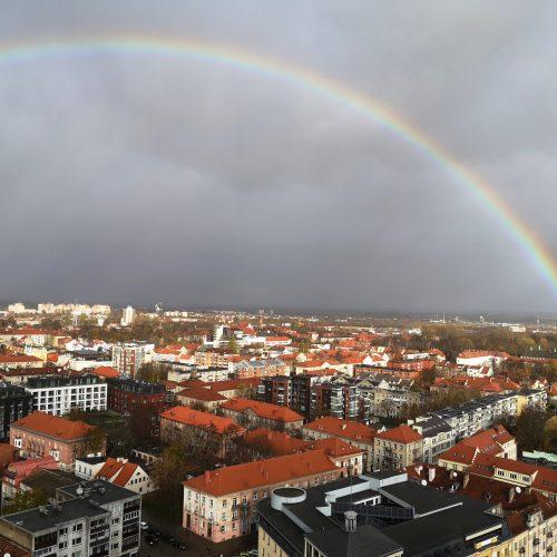 Lapkričio 8-oji Klaipėdos diena  © Vytauto Liaudanskio nuotr.