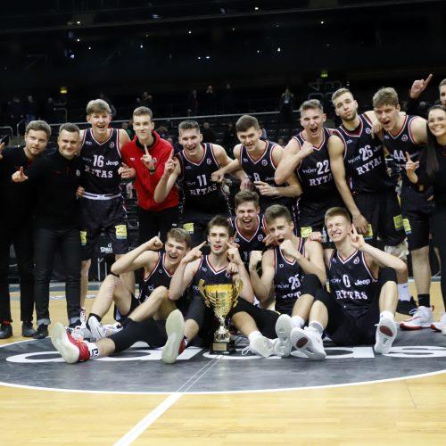 """Vilniaus """" Rytas """" - Kauno """"Žalgiris 2 """" 84 - 63"""