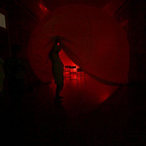 Netradicinio teatro festivalis  © Laimučio Brundzos nuotr.