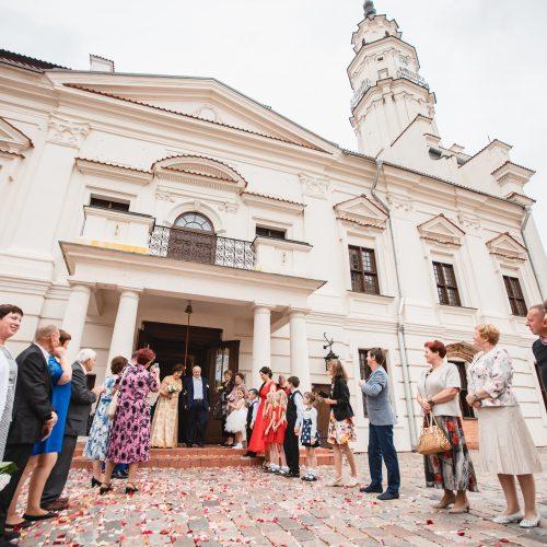 Mečislovo ir Eugenijos Žilinskų auksinės vestuvės
