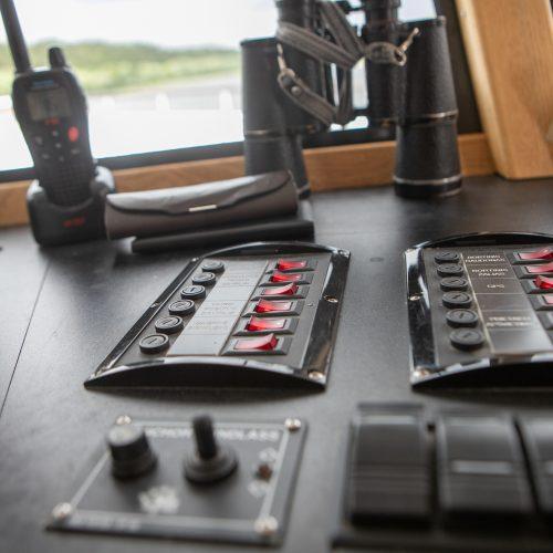 Pristatytos naujos Nemuno panaudojimo galimybės  © Justinos Lasauskaitės nuotr.