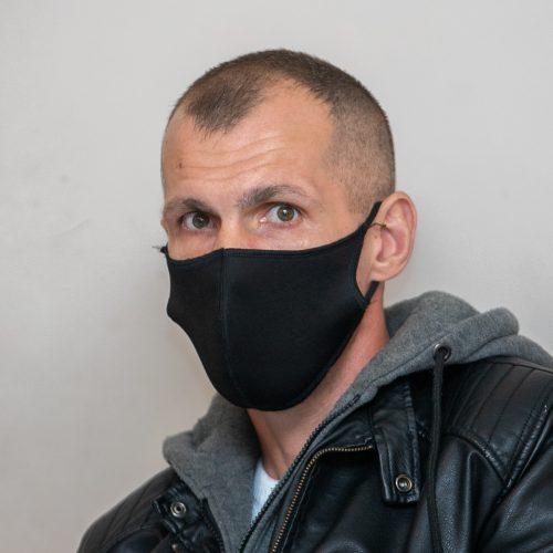 Senolius terorizavusio H. Barčiausko teismas