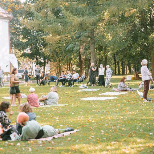 Pelėdų kalne siekia Lietuvos meno pikniko rekordo