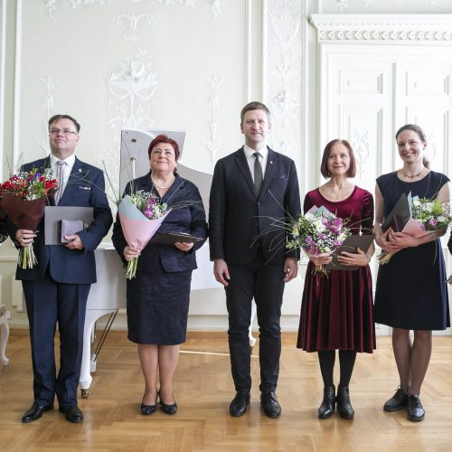 Kultūros ministerijos apdovanojimai