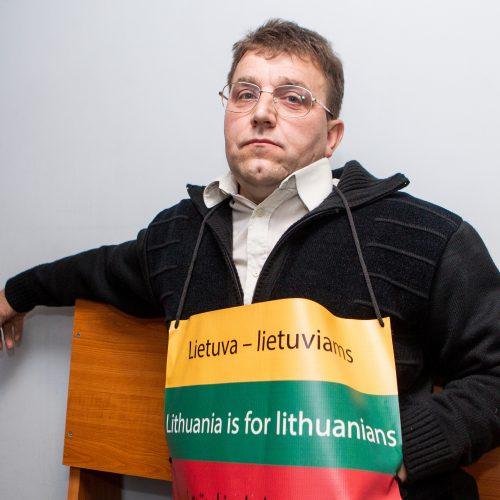 Ekvadoriečio užpuolikų teismas  © P. Peleckio / Fotobanko nuotr.