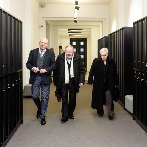 V. Landsbergio išsaugotų atvirukų paroda  © Gretos Skaraitienės / Fotobanko nuotr.