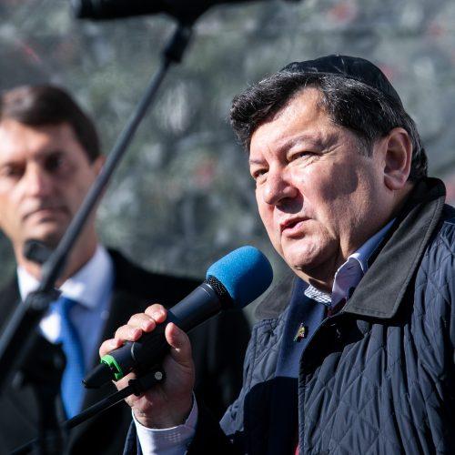 Žydų genocido aukų atminimo diena  © P. Peleckio / Fotobanko nuotr.