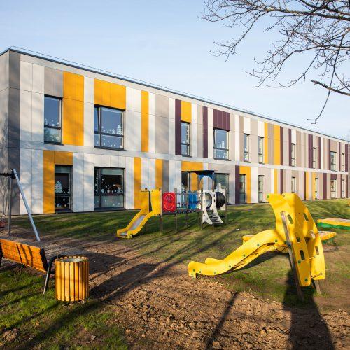 Vilniuje atidarytas naujas modulinis darželis
