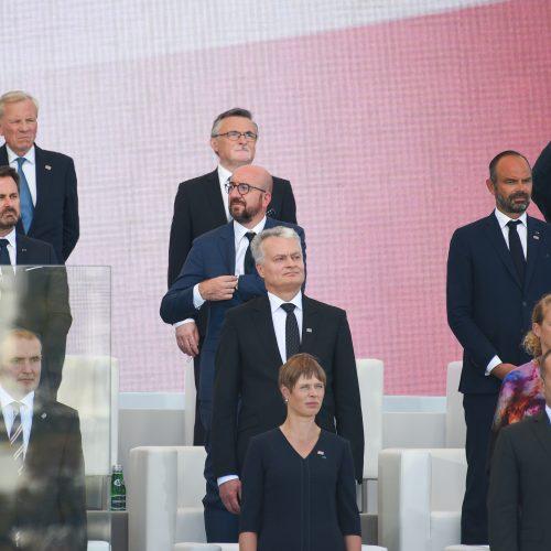 G. Nausėdos vizitas Lenkijoje